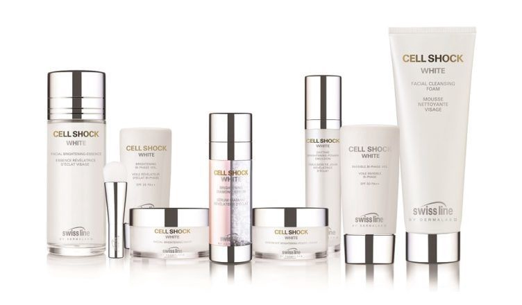 Swiss Line Cell Shock Perfect Profile Remodeling Cream 50ml