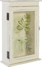 Home4you Palm Leaf Key Holder 19.5x8xH30cm 83794