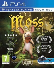 Moss VR PS4