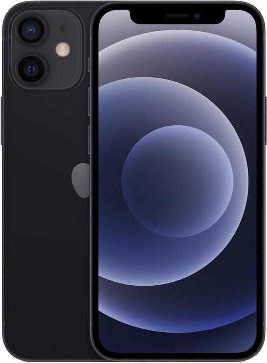 Мобильный телефон Apple iPhone 12 mini, черный/64GB