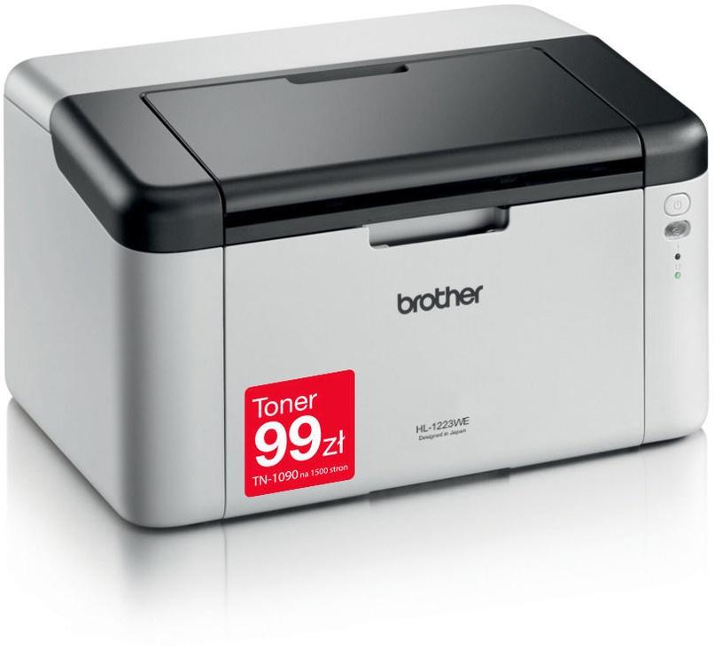 Лазерный принтер Brother HL-1223WE
