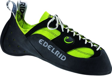 Edelrid Reptile II Climbing Shoes Black / Green 37.5