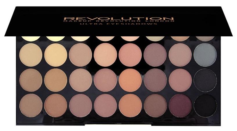 Makeup Revolution London Ultra 32 Shade Eyeshadow Palette 16g Flawless Matte