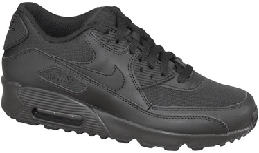 Nike Sneakers Air Max 90 Mesh Gs 833418-001 Black 36.5
