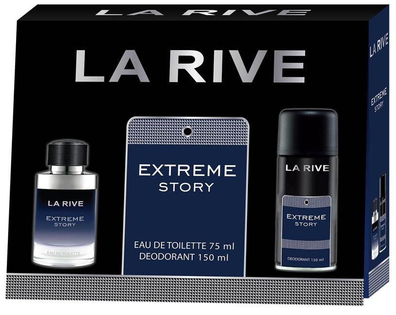 Туалетная вода La Rive Extreme Story 75 мл EDT + 150 мл Дезодорант