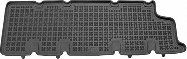 Резиновый автомобильный коврик REZAW-PLAST Renault Traffic III 2014 Rear, 1 шт.