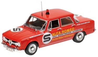 Minichamps Alfa Romeo Giulia ONS Red
