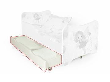 Ящик для белья Halmar, белый, 137x74 см