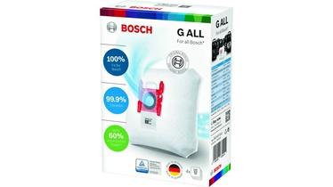 Dulkių siurblio maišeliai Bosch BBZ41FGALL, 4 vnt