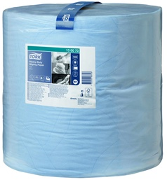 Tork Heavy Duty Wiping Paper 340m 1pcs Blue