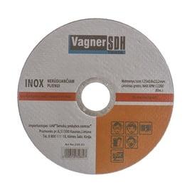 Pjovimo diskas Vagner SDH, 125 x 0.8 x 22.23 mm