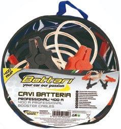 Bottari Zipper 400A Booster Cables