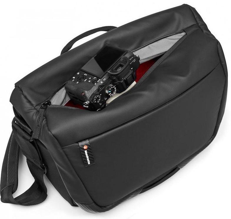 Manfrotto Advanced 2 Messenger M Camera Bag MB MA2-M-M Black