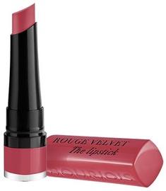 Губная помада BOURJOIS Paris Rouge Velvet The Lipstick 03, 2.4 г