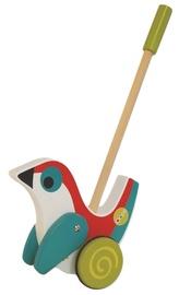 Oops Wooden Pushing Toy Easy Walk Bird