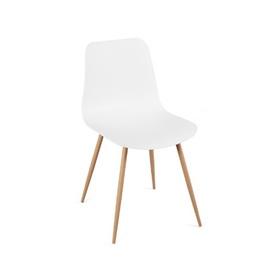Valgomojo kėdė Charman, balta