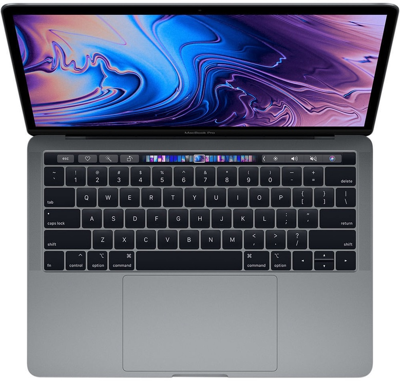 "Apple MacBook Pro 13.3"" with Touch Bar 2019 Mojave Space Gray MUHN2RU/A"