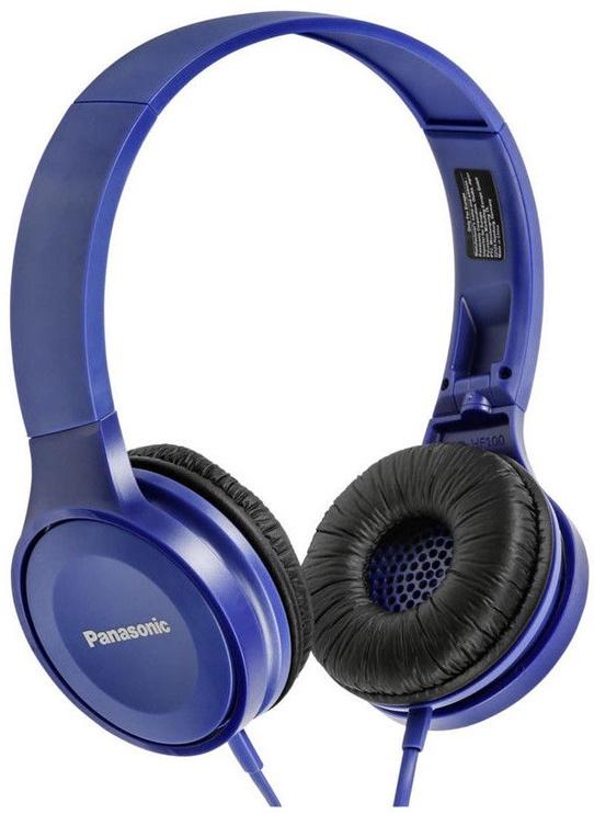 Ausinės Panasonic RP-HF100 Blue