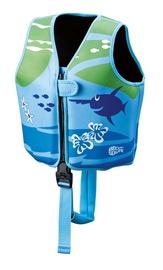 Спасательный жилет Beco Sealife, синий/зеленый, S