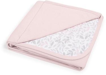Пуховое одеяло Ceba Baby Baby Blanket, 100 см x 90 см, розовый