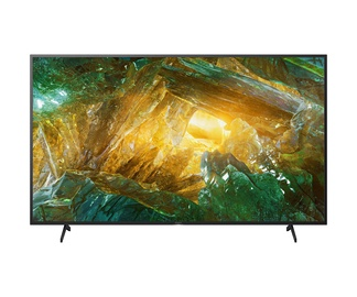 Televizorius Sony KD75XH8096BAEP