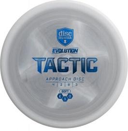 Lidojošais šķīvis Discmania Exo Tactic Soft 4/2/0/3 Gregy