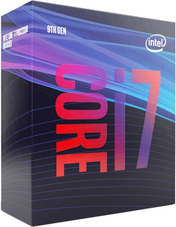 Procesors Intel® Core™ i7-9700 3GHz 12MB BX80684I79700