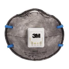 Respiratorius, su vožtuvu 3M 9922C2, 2 vnt