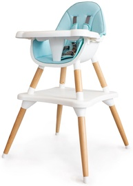 EcoToys Feeding Chair/Table And Chair 2in1 Blue