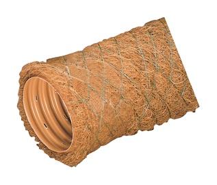 Gofrēta drenāžas caurule ar kokosa šķiedru filtru Wavin Ø 50/60 mm 50 m