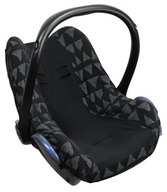 Dooky Seat Cover Black Tribal 126822