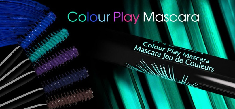Inglot Colour Play Mascara 8.5ml 04