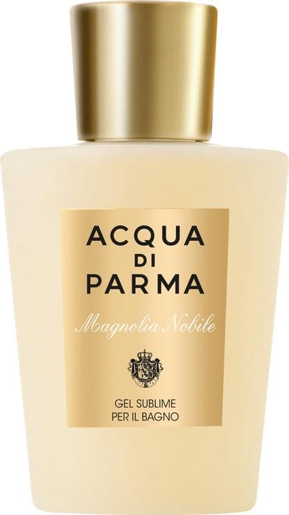 Acqua Di Parma Magnolia Nobile 200ml Sublime Bath & Shower Gel