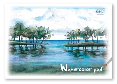 SMLT Watercolor Pad A3/20 210G