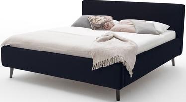 Gulta Meise Möbel Luana Dark Blue, 200x160 cm