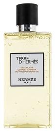 Hermes Terre D Hermes Shower Gel 200ml
