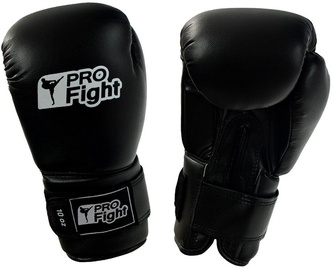 ProFight Skin Dragon Boxing Gloves Black 12oz
