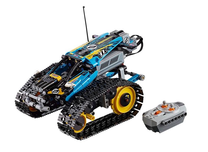 Конструктор LEGO Technic Remote-Controlled Stunt Racer 42095