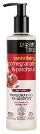 Šampūnas Organic Shop Pomegranate & Patchouli, 280 ml