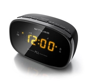 Radijo imtuvas su laikrodžiu Muse M-150 CR