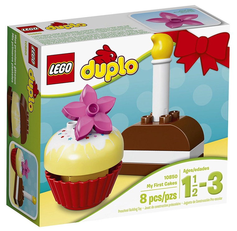 LEGO DUPLO My First Cakes 10850