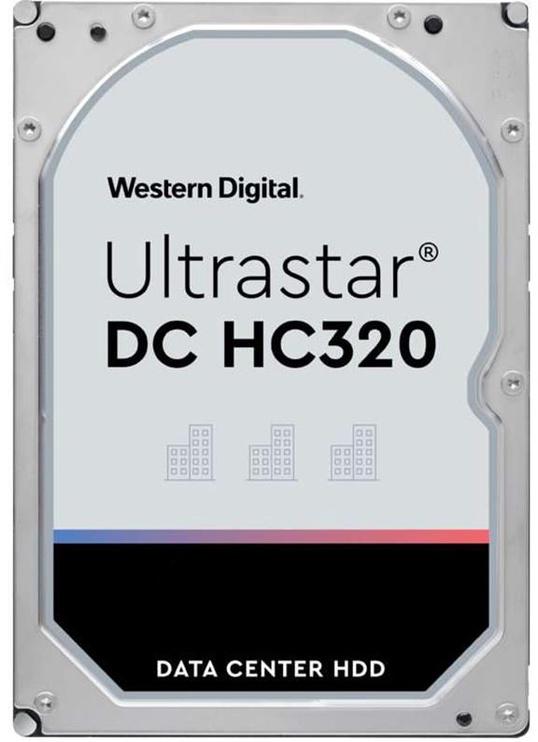 """HGST Ultrastar DC HC320 (512e) 8TB 3.5"""" 7200RPM 256MB HUS728T8TALE6L4"""