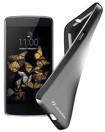 Cellular Line Shape Back Case For LG K8 Black