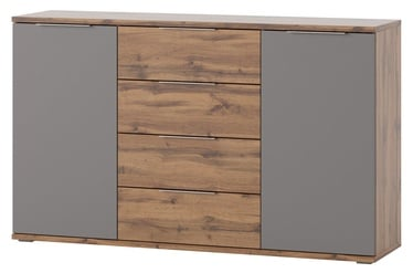 Szynaka Meble Livorno 45 Drawer 150x90x38cm Grey