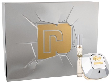 Paco Rabanne Lady 1 Million Lucky 80ml EDP + 10ml EDP