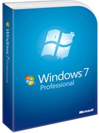 Microsoft Windows 7 Professional English OEM