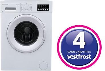 Skalbimo mašina VestFrost WVC 12644 F2