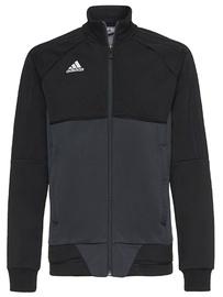 Adidas Tiro 17 Training Jacket JR AY2876 Black Gray 128cm