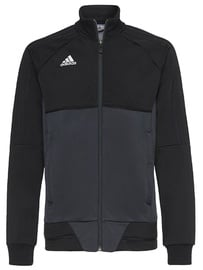 Adidas Tiro 17 Training Jacket JR AY2876 Black Gray 128cm