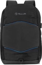 Рюкзак Tellur Illuminated Strip, черный, 15.6″